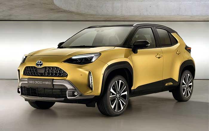 Le nouveau SUV citadin Toyota Yaris Cross n'existe qu'en motorisation FHEV de 116 ch/102-110 g. Mais il y ajoute une version à transmission intégrale 116h AWD pour circuler sur des routes ou chemins glissants, à 107-112 g pour 29 500 euros.