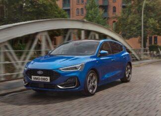 Nouvelle Ford Focus